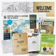 Tiger Full Welcome Pack