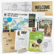 Lion Full Welcome Pack