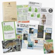 Amur leopard welcome pack