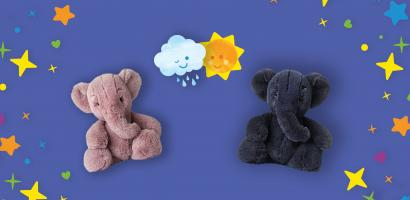 Ebu the elephant toys