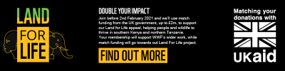 Double your impact with UK Aid Match, Find out more